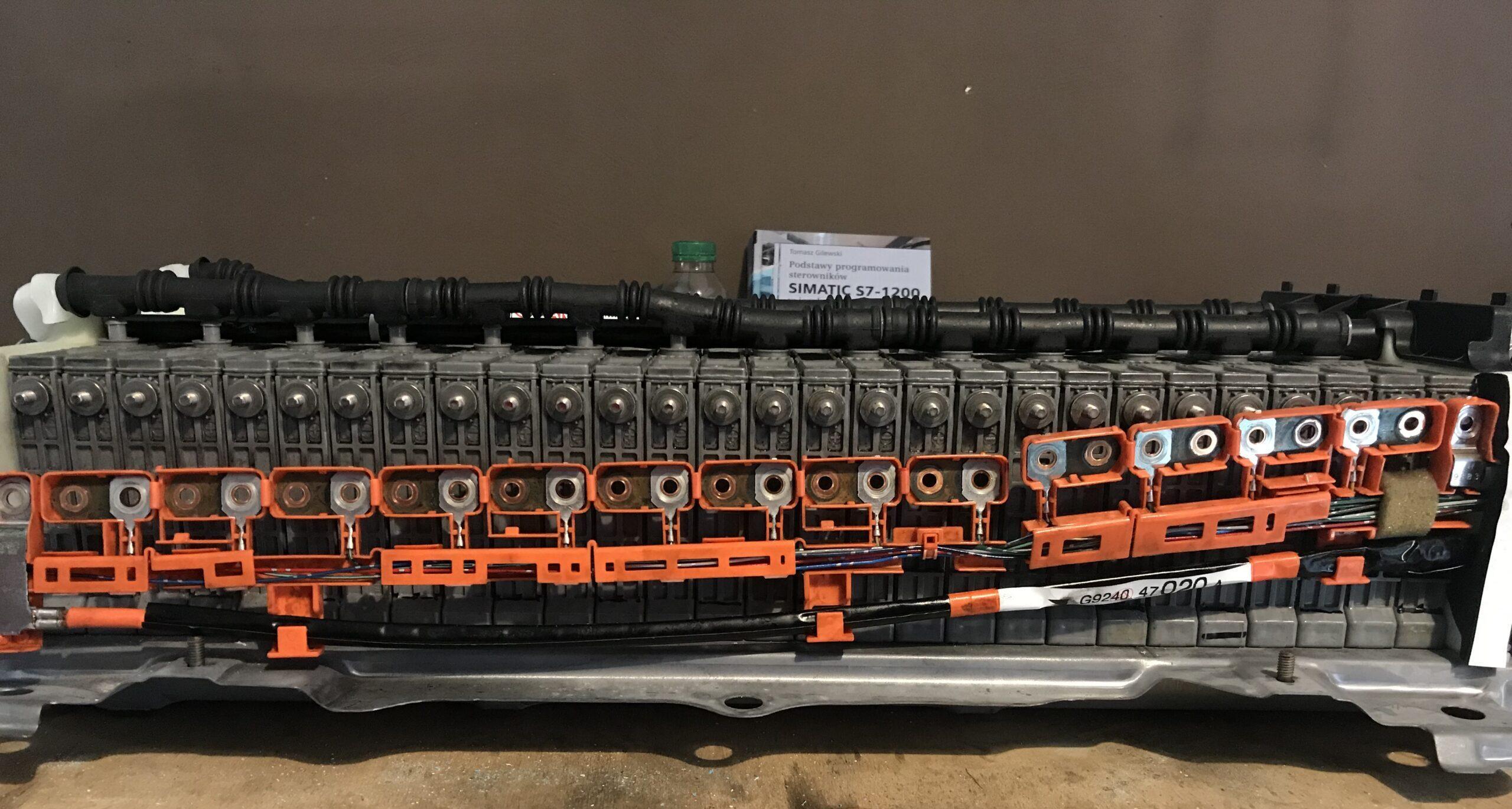 Regeneracja Bateri Hybrydowej Toyota