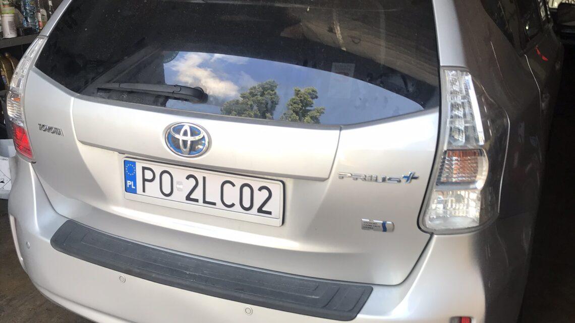 Naprawa Samochodu Hybrydowego Toyota