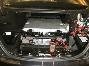 Naprawa BMW Hybrydowe po wypadku