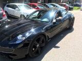 Samochód hybrydowy Fisker